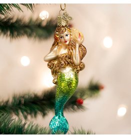 Old World Christmas Mermaid