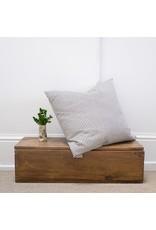 New Cotton Ticking Cushion