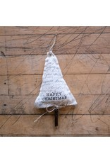 New Cotton Christmas Tree Ornament