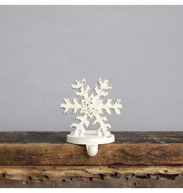 New Snowflake Stocking Holder