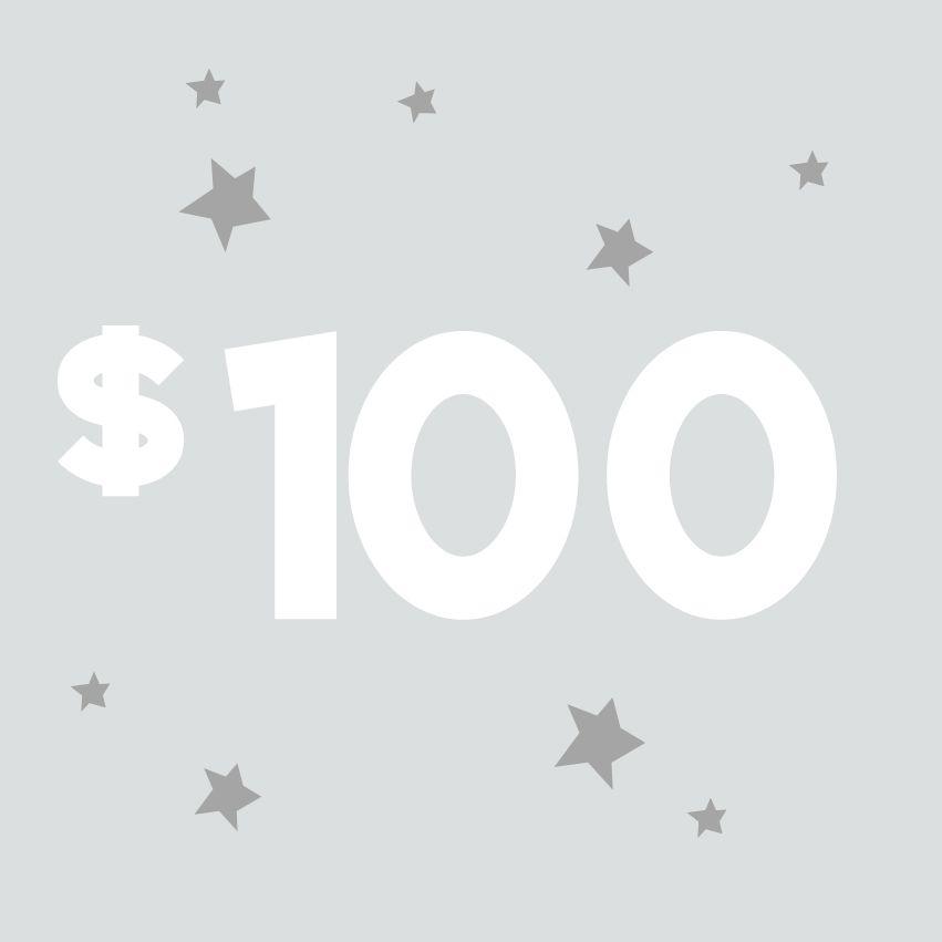 Tin Barn Market Gift Card - $100