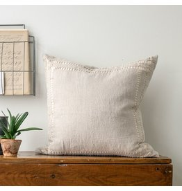 New Annabelle Linen Pillow - Square
