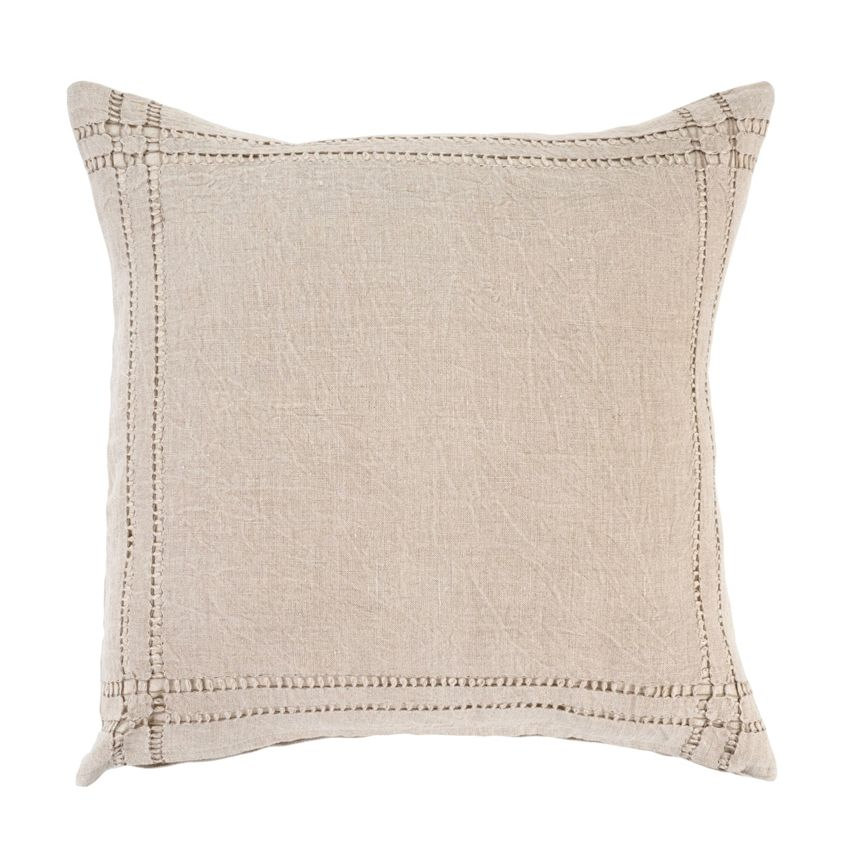 New Annabelle Linen Pillow - Square