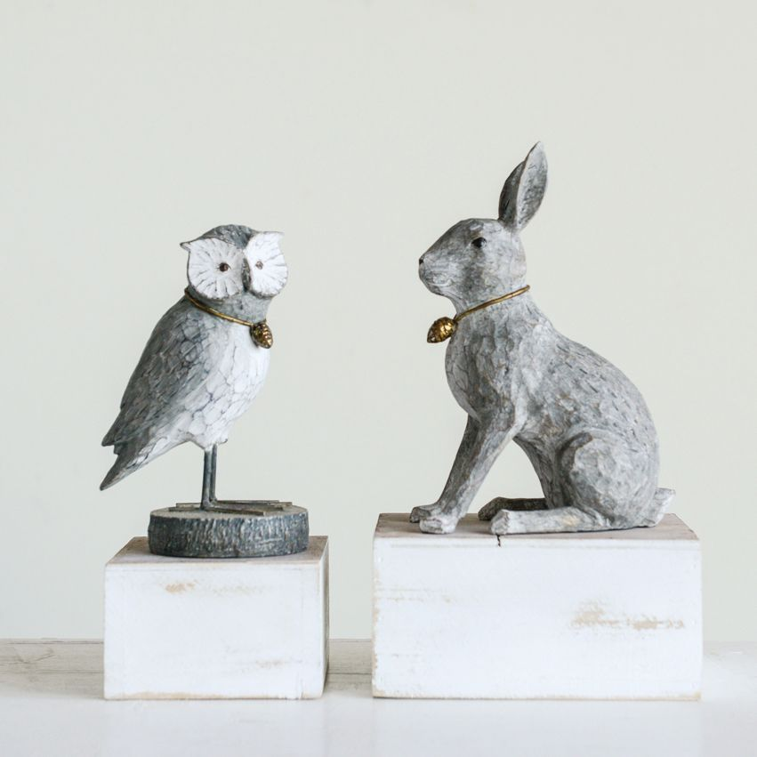 New Carved Rabbit