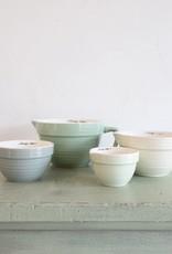 Seafoam Stoneware Measuring Cups