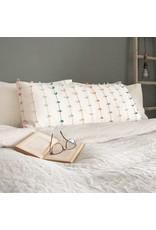 New Yarn Loop Pillow
