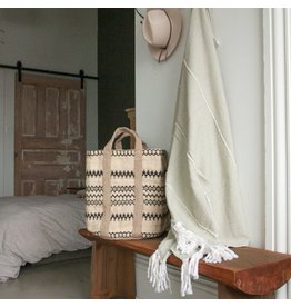 New Jute Storage Basket