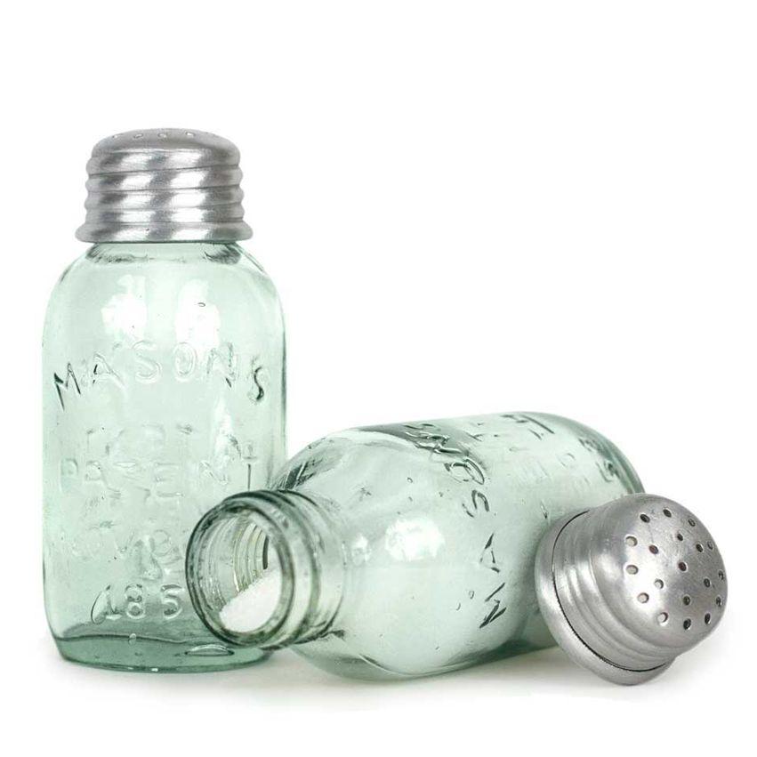 New Mini Mason Jar Shaker