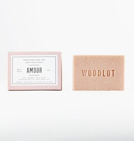 Woodlot Soap Bar – Amour