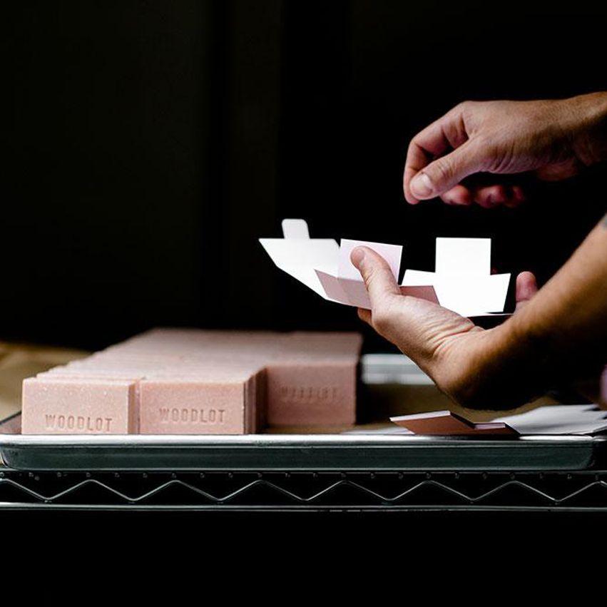 New Woodlot Soap Bar – Cinder
