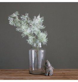 New Soft Silvery Green Sprig