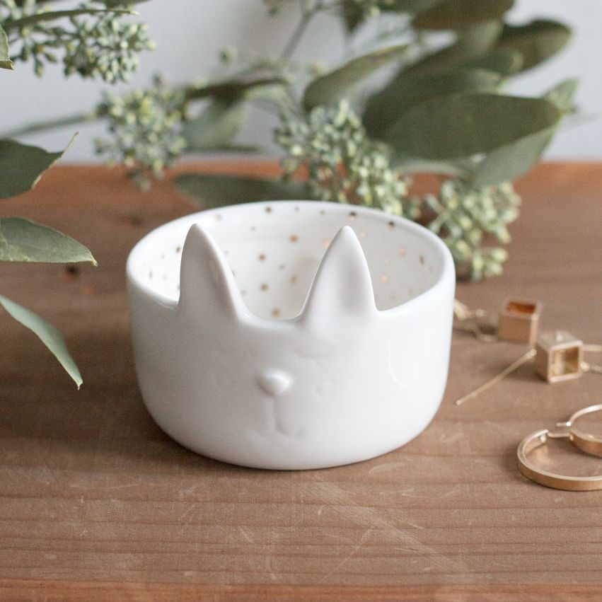 New Cat Shaped Dish