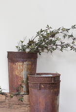 Salvaged Sap Bucket