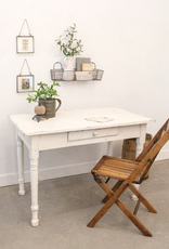 Chippy Paint Farmhouse Table