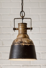 Industrial Style Metal Pendant Light