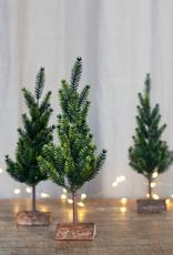 Mini Faux Christmas Tree
