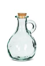 Turquoise Glass Cruet