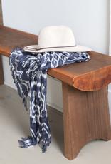 Handmade Rustic Wood Slab Bench