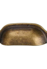 Pull Cup - Antiqued Bronze