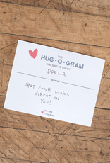HUG-O-GRAM - Soap and Soap Dish