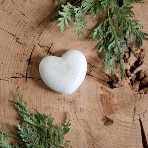 HUG-O-GRAM - Marble Heart