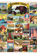 Vintage Inspired Puzzle - National Parks