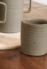 Layered Glaze Ceramic Cup