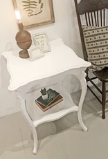 Painted Antique Side Table