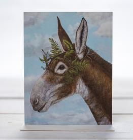 Card - Mule Masquerade