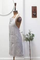 Cotton Chambray Apron
