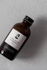Groom Aftershave Splash - Vetiver, Lime Peel + Juniper