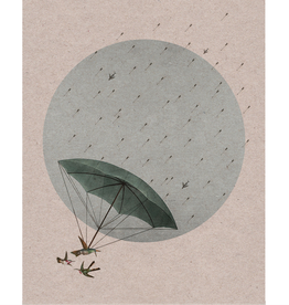"Print - ""Canopy"""