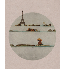 "Print - ""L'Amour"""