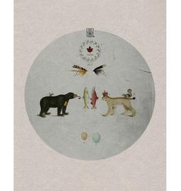 "Print - ""Bureau Of Canadian Objects"""