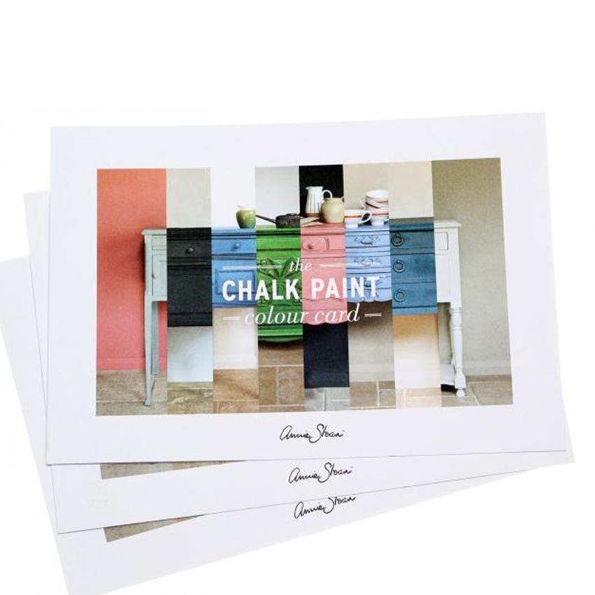 Chalk Paint™ Colour Swatch Card