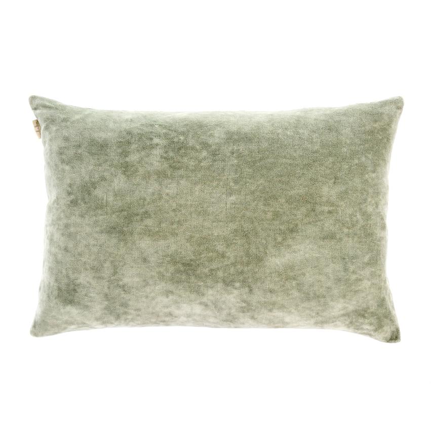 Velvet Pillow - Green Tea