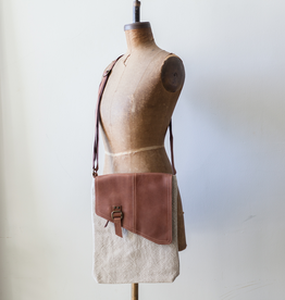 Handmade Messenger Bag