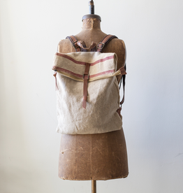 Handmade Jute Back Pack