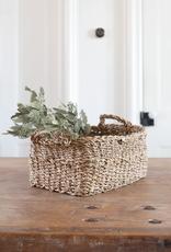 Rectangular Seagrass Basket