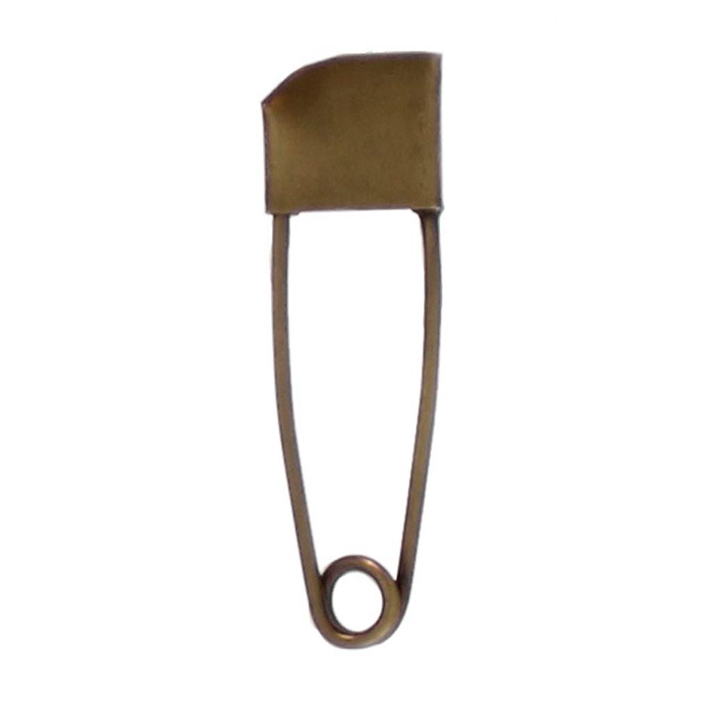 Brass Safety Pin