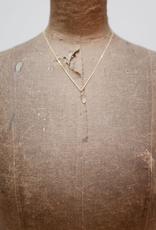 Maple Key Pendant - Bronze