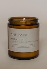 Anupaya Soy Candle - Wildwood