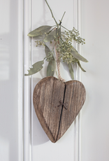 Mended Wood Heart