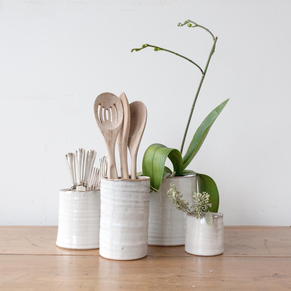Organic Ceramic Vase