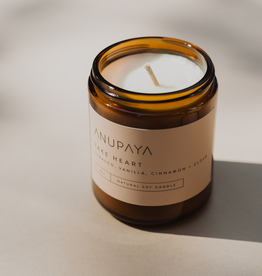 Anupaya Soy Candle - Take Heart
