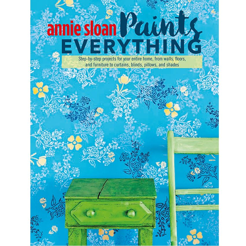 New Annie Sloan Paints Everything