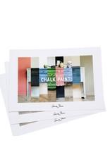 New Chalk Paint™ Colour Swatch Card