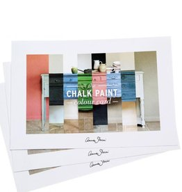 Chalk Paint™ Colour Swatch Card