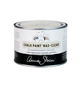 New Chalk Paint Wax - Clear