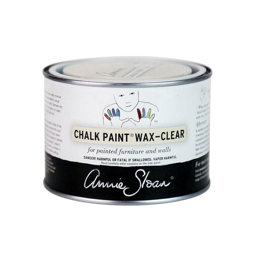New Chalk Paint Wax - Clear